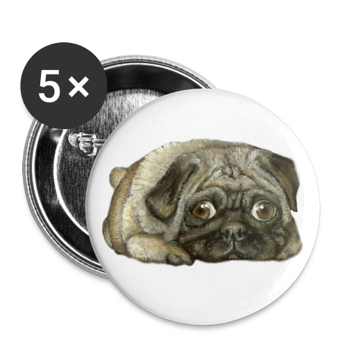 Petit carling - Buttons small 1'' (5-pack)