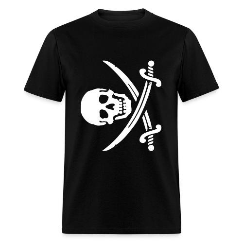 Pirate flag T-shirt - Men's T-Shirt
