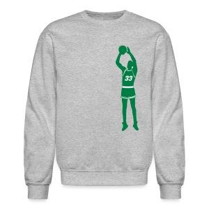 Legend 33 Men's Creneck Sweatshirt - Crewneck Sweatshirt