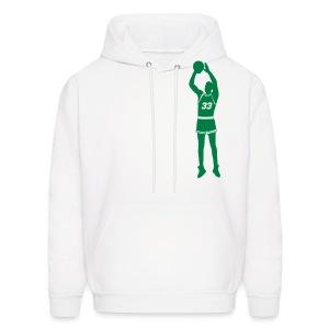 Legend 33 Men's Hooded Sweatshirt - Men's Hoodie