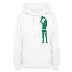 Legend 33 Women's Hooded Sweatshirt - Women's Hoodie