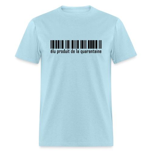 elu produit de la quarantaine - T-shirt pour hommes