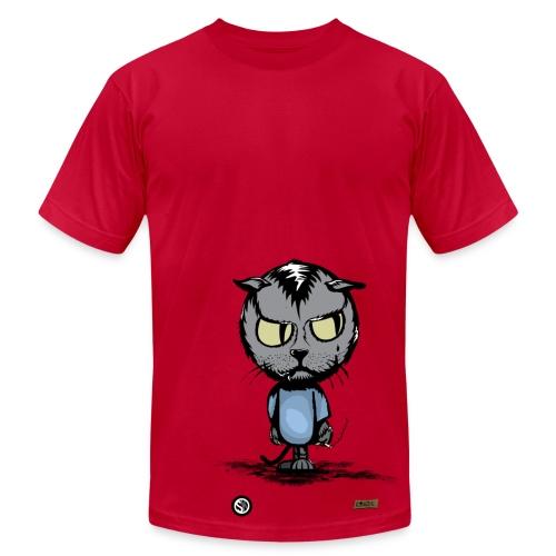 STUDIO K - KRAZE CAT - Men's T - Men's Fine Jersey T-Shirt