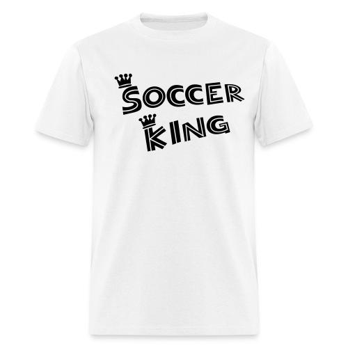 soccer king - Men's T-Shirt