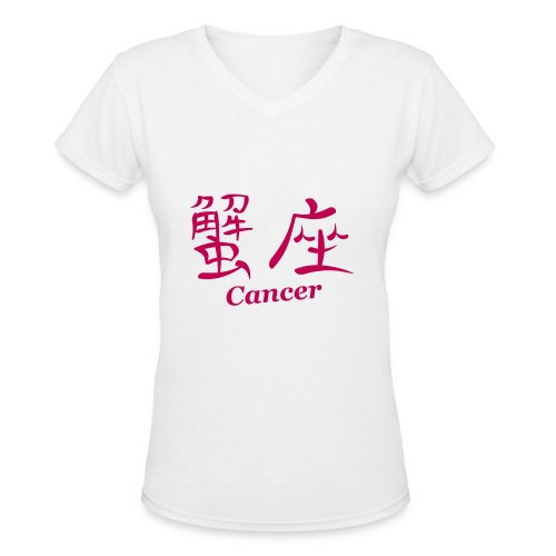 Women's V-Neck T-Shirt - All Prices incluse 4.50 shipping...