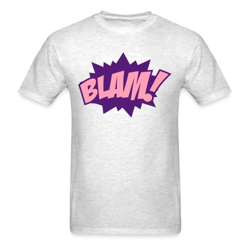 Blam! (11 tshirt colors) - Men's T-Shirt