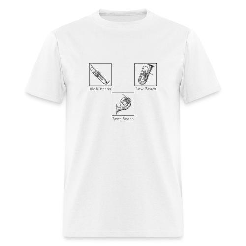Best Brass Horn - Men's T-Shirt