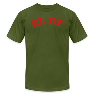EL DF - Men's T-Shirt by American Apparel