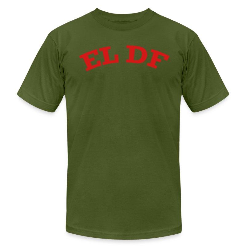 EL DF - Men's Fine Jersey T-Shirt