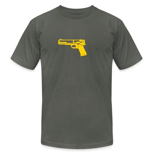 Gun - Men's  Jersey T-Shirt