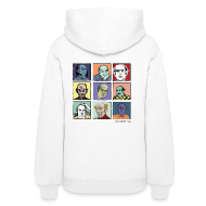 Hoodies ~ Women's Hoodie ~ Ladies Hooded Pekar Sweat Shirt