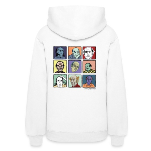 Ladies Hooded Pekar Sweat Shirt - Women's Hoodie