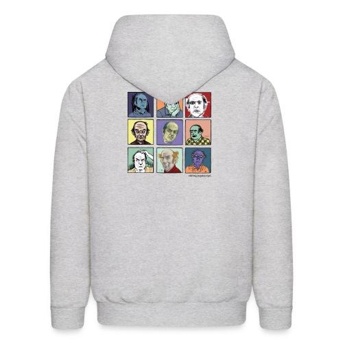 Men's Hooded Pekar Sweatshirt - Men's Hoodie