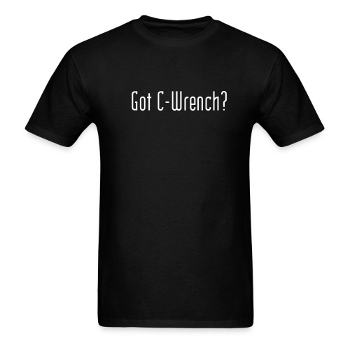 Got C-Wrench? - Men's T-Shirt