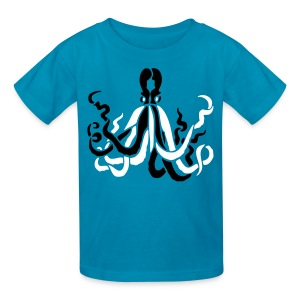 squid - Kids' T-Shirt