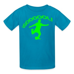 Goool orange - Kids' T-Shirt