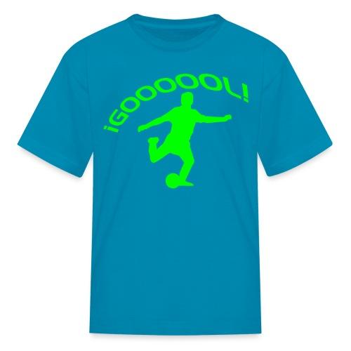 Goool orange - Kids' T-Shirt