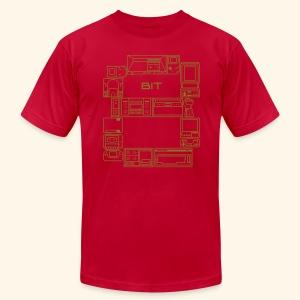 8-Bit-Hardware - Men's Fine Jersey T-Shirt