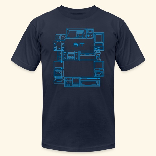 8-Bit-Hardware - Men's Fine Jersey T-Shirt