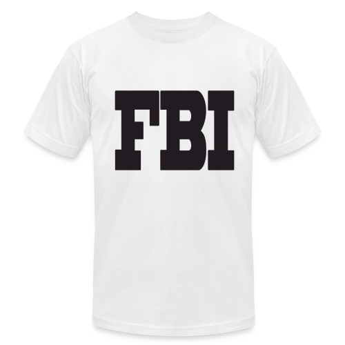 fbi - Men's Fine Jersey T-Shirt