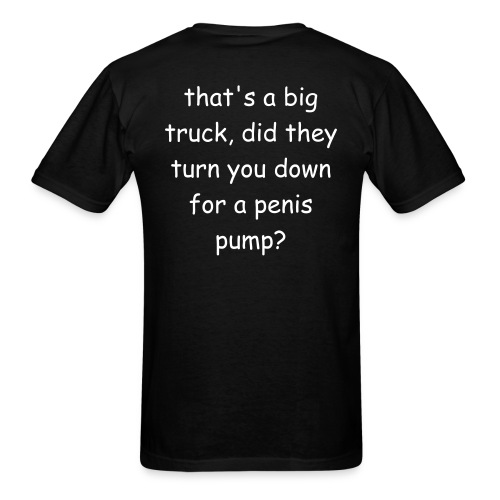 pump - Men's T-Shirt