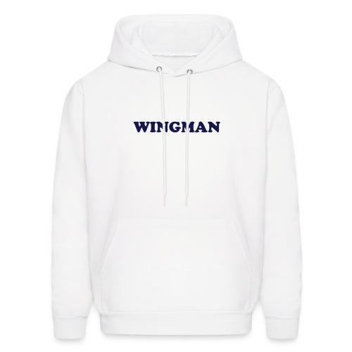 Wingman hoodie - Men's Hoodie