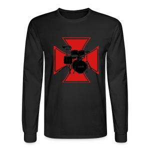heavy metal - Men's Long Sleeve T-Shirt