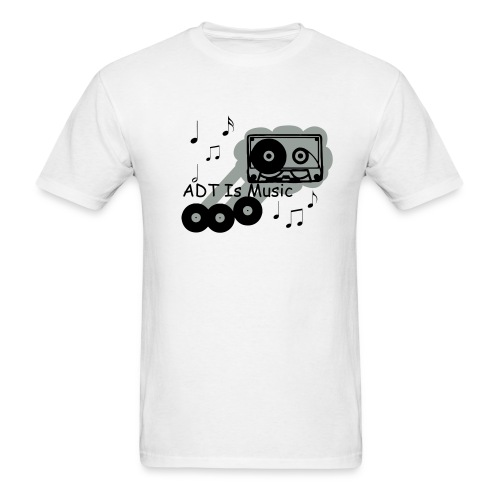 Music Tee - Men's T-Shirt