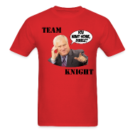 T-Shirts ~ Men's T-Shirt ~ Team Knight