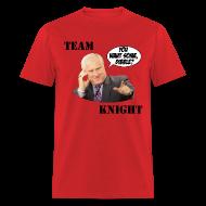 T-Shirts ~ Men's T-Shirt ~ Team Knight