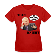 Women's T-Shirts ~ Women's T-Shirt ~ Team Knight