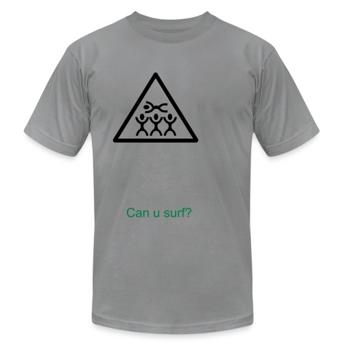 croud surf - Men's Fine Jersey T-Shirt