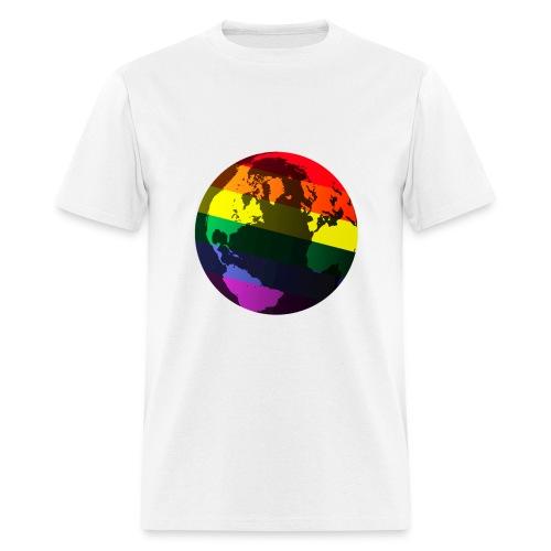 GLOBAL PRIDE - Men's T-Shirt