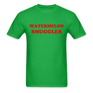 watermelon smuggler for MEN! - Men's T-Shirt