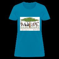 T-Shirts ~ Women's T-Shirt ~ Women's Standard Weight T-Shirt with Stylized Logo