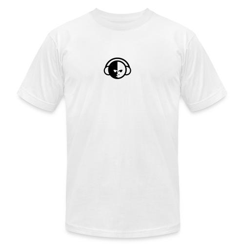 Basic white - Men's Fine Jersey T-Shirt
