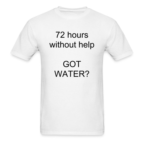 GotWater - Men's T-Shirt