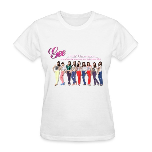 (SNSD) -Gee - Women's T-Shirt