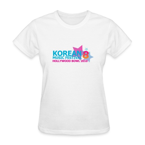 (Other) - Korean Music Festival 2010 - Women's T-Shirt