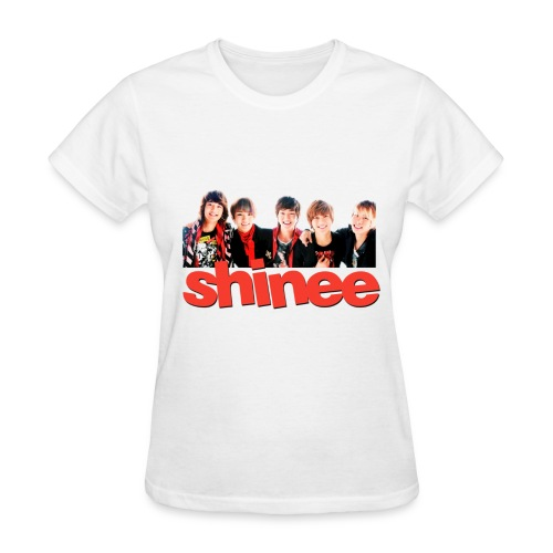 (Shinee) - Red - Women's T-Shirt