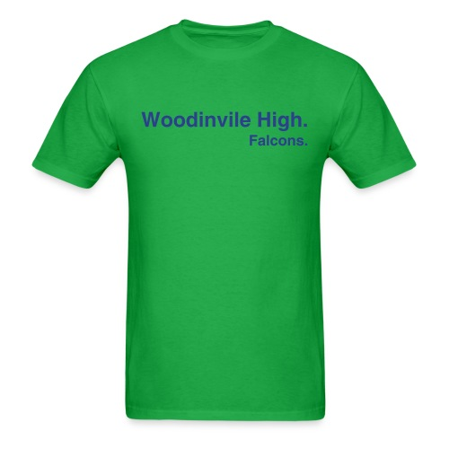 Woodinvile High. Period. - Men's T-Shirt