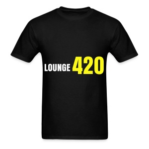 LOUNGE 420 - Men's T-Shirt