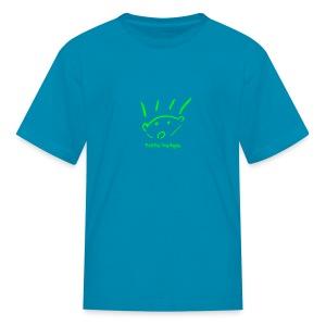 T-shirt classique pour enfants - Hedgehog - Pretty hedgie