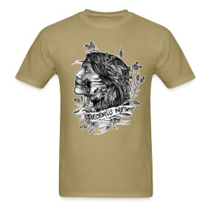 Beautiful Death  - Men's T-Shirt