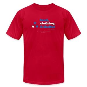 1:12 LOGO TEE (1776) - Men's Fine Jersey T-Shirt