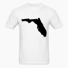 White florida T-Shirts