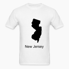 White new jersey T-Shirts