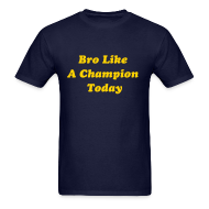 T-Shirts ~ Men's T-Shirt ~ Champion