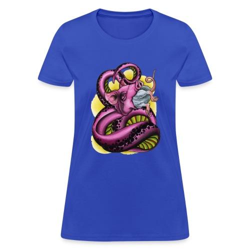 Snake-Pig - Women's T-Shirt