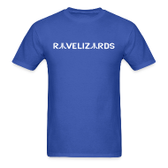 T-Shirts ~ Men's T-Shirt ~ UNOFFICIAL Ravelizards Shirt